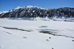 Ritom - Marzo 2016 (Photo by Lele) Tags: panorama lago ticino neve fotografia funivia montagna marzo daniele ghiaccio 2016 barbuto scalini corvi leventina ritom maini gipeto