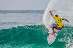 Adriano De Souza (Frank McGrath Photography Australia) Tags: ocean beach nikon surf waves surfing queensland quiksilverpro goldcoast snapperrocks adrianodesouza quikypro2016 frankmcgrathphotographyaustralia surfingworldchampion2015