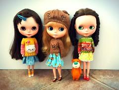 Dolly Shelf Sunday - Sweaters Parade