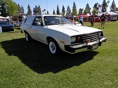 2016 FF 45th Anniversary Pinto (2) (Lancer 1988) Tags: ford pinto