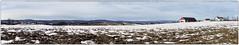 Panorama - Klfta #1 (Krogen) Tags: panorama norway norge norwegen akershus romerike krogen ullensaker klfta olympusthough4