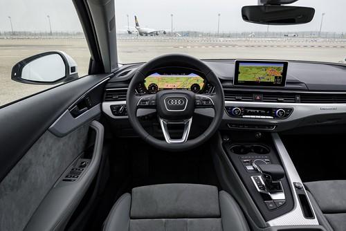 Audi A4 allroad 2.0 TFSI quattro