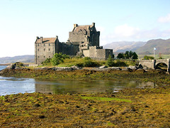 73a Eilean Donan DSCN1943mods (Andrew Wright2009) Tags: uk vacation holiday castle scotland highlands britain scenic scottish eilean donan