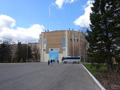 DSC02570 (cggrossman) Tags: museum russia moscow cosmonaut starcity trainingfacility