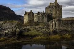 That Castle Again (Just Josie) Tags: castle architecture landscape scotland loch eileandonancastle