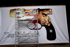 kingsspray 2016 ndsm amsterdam (wojofoto) Tags: streetart holland amsterdam graffiti nederland netherland ndsm ijhallen wolfgangjosten wojofoto kingspray streetarttoday kingsspray