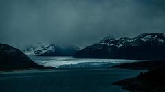 Dark Place (Toms Kim) Tags: travel patagonia santacruz ice argentina landscape nationalpark sony monotone glacier peritomoreno calafate a7m2