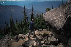 Lets Improve The World (Saira Bhatti) Tags: canada canon whistler hiking britishcolumbia hike trail hiker blackcomb apline canonphotography canon60d canonphotographers sairabhatti