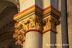 Bonner Münster - Bonn (HerryB) Tags: germany deutschland photography europa europe flickr bonn fotografie photos dom kirche fotos nrw nordrheinwestfalen rheinland münster katholisch 2016 romanisch romanik bonnermünster panoramio bechen heribertbechen samsonmeister