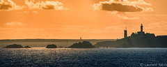 _D814615-St Mathieu et la Jument (Brestitude) Tags: sunset sea mer lighthouse france brittany bretagne pointe phare couchdesoleil finistre abbaye saintmathieu jument iroise brestitude laurentnevo