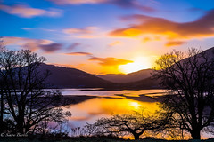 Scotland Sunrise4 (Simon Sid Bartle Photography) Tags: forest sunrise scotland holidays long argyll loch