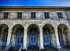 Asbury Park Post Office (Mark ~ JerseyStyle Photography) Tags: architecture asburypark jerseyshore 2016 markkrajnak jerseystylephotography april2016 asburyparkpostoffice