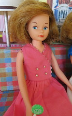 Cricket by American Character (Foxy Belle) Tags: fashion vintage doll child little sister character barbie skipper retro cricket american toots clone diorama tressy