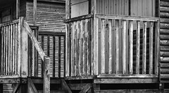 50 Shades Of Neglect (Child of Rarn) Tags: autumn building monochrome coast whitstable d7100 sigma5015028