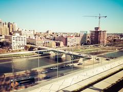megabus view (BlogKing) Tags: views universitycity schuylkillriver
