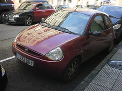 Ford (Jusotil_1943) Tags: cars coche redcars