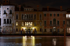 To  the light (Sizun Eye) Tags: longexposure venice light italy architecture night reflections canal nikon europa long exposure italia trails le d750 venetian tamron palazzo venise venedig f28 italie grandcanal gotique southerneurope 2470mm canalegrande wenecja wlochy sizun europedusud sizuneye