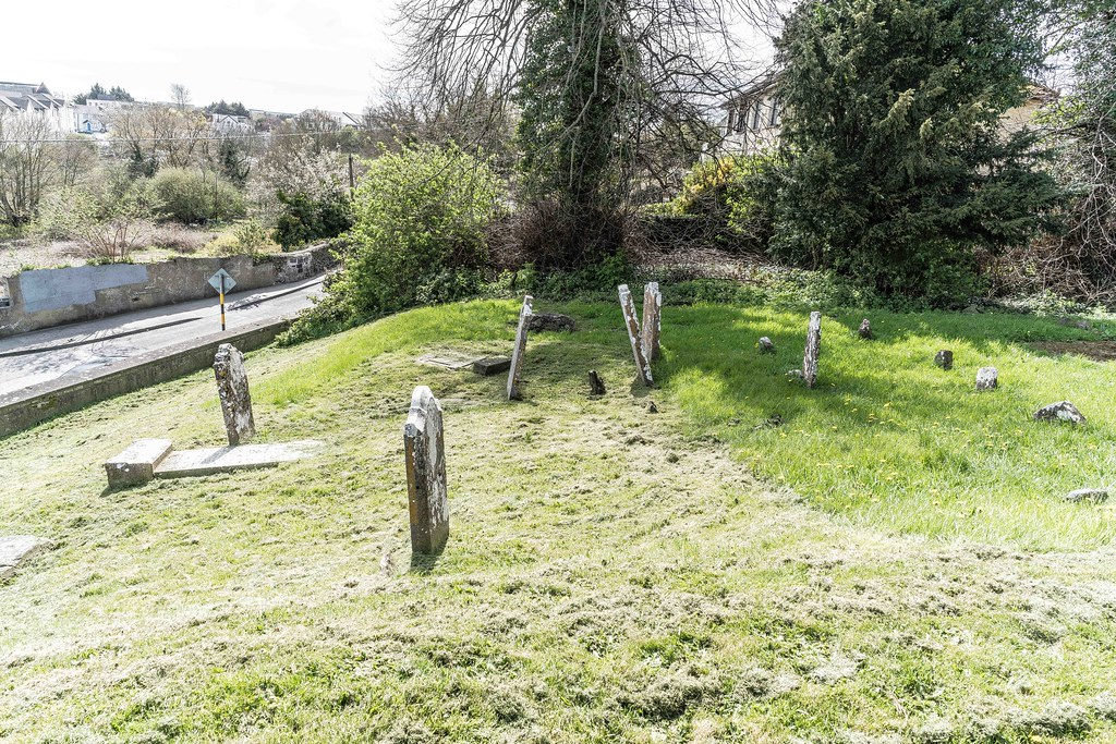 St. Columba's Church And Grounds In Swords County Dublin [Church Road]-115224