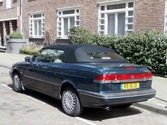 Saab 900 2.0i cabrio 1997 (a.k.a. Ardy) Tags: softtop rsjl21