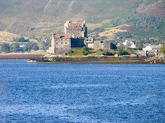 71a Eilean Donan DSCN1939mods (Andrew Wright2009) Tags: uk vacation holiday castle scotland highlands britain scenic scottish eilean donan
