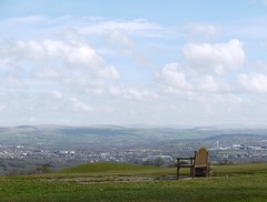 Bench with a view (blueachilles) Tags: wales bench gower hbm gowergolfclub ditookthis