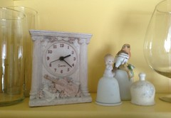 ** L'heure musicale ** (Impatience_1) Tags: clock bell decoration m reloj horloge orologio dcoration cloche impatience coth supershot coth5