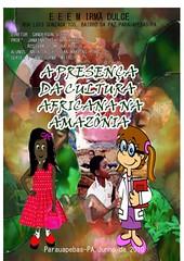 A presena da cultura africana na Amaznia (janataires) Tags: em histria quadrinho