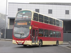 East Yorkshire 742 YX08FXD Hull Interchange on 66 (2) (1280x960) (dearingbuspix) Tags: eastyorkshire 742 eyms yx08fxd