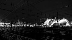 Kln hauptbahnhof (Luciano Fochi) Tags: germany cologne hauptbahnhof colonia reno rhein renania kln