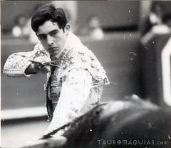 Jos Antonio Campuzano matando en Lima (Vladimir Tern A.) Tags: blancoynegro bulls toros animales costumbres bullfighting bullfighters tauromaquia tradiciones corridas toreros matadores feriataurina culturayarte