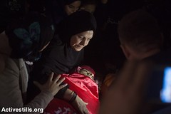Funeral, Al-Arroub refugee camp, West Bank, 27.11.2015 (activestills) Tags: youth women palestine westbank funeral martyr shahid occupation topimages annepaq alaroubrefugeecamp