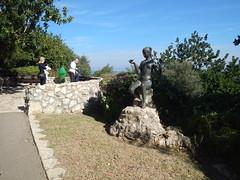 The sculpture garden (Fufulula, thanks for 1,5 million visits) Tags: haifa sculpturegarden ursulamalbin