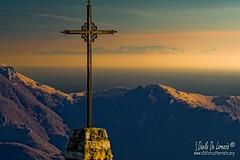 La Corsica all'orizzonte (danilodld) Tags: italia mare corsica piemonte alpi montagna croce marittime visitpiedmont mindino garessio2000 serialnumber6243405 2016copyrightdanilodelorenzisdld