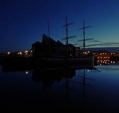 Early Days (Bricheno) Tags: museum river scotland riverclyde clyde boat ship riverside glasgow escocia tallship szkocja schottland transportmuseum scozia glenlee cosse museumoftransport  esccia   bricheno scoia