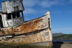 DSC_4668 (dave_dubyah) Tags: california color nikon ship bluesky shipwreck pointreyes tamron inverness hwy1 2470 d3100