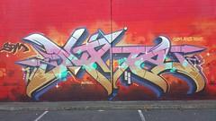 DVATE... (colourourcity) Tags: red streetart graffiti awesome melbourne f1 sdm burner mdr adn dvate burncity colourourcity colourourcityoz colourourcitymelburn colourourcityaustralia