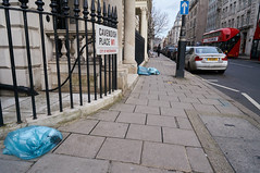20160207-14-33-58-DSC03890 (fitzrovialitter) Tags: street england urban london westminster trash geotagged garbage fitzrovia none unitedkingdom camden soho streetphotography documentary litter bloomsbury rubbish environment mayfair westend flytipping oxfordcircus dumping cityoflondon marylebone captureone gpicsync peterfoster fitzrovialitter followthisroute