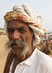 Rajasthan Man 3 (Simon Maddison LRPS) Tags: raw pushkar rajasthan