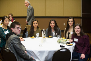 First Year Scholars Recognition Reception