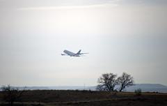 Emirates Airbus A380 climbing (CAUT) Tags: madrid españa plane airport spain nikon aircraft aviation january enero airline mad flughafen flugzeug aeropuerto spotting avion t4 jarama aviacion 2016 adolfosuarez paracuellos spotter d610 aerolinea t4s aeropuertomadrid lemd caut madridbarajas paracuellosdejarama nikond610