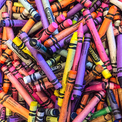 Used Crayons; Long Island, New York (hogophotoNY) Tags: usa ny newyork color utensils writing island us colorful long unitedstates crayons crayola greatneck manycolors hogo crayolacom hogophoto hogophotony hogophotocom