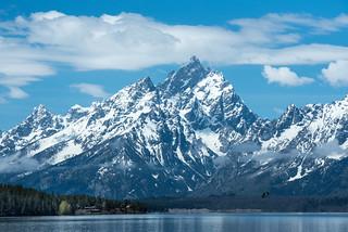 Grand Teton - Jackson Lake