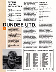 St Mirren vs Dundee United - 1990 - Page 12 (The Sky Strikers) Tags: street love st magazine official dundee united scottish match premier league bq mirren