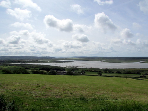 View from near Llansaint