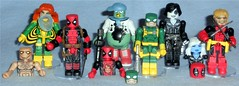 MiniMates - Deadpool Wave 65 (Darth Ray) Tags: art force copycat secret bob wave cable x mascot agent wars messiah domino marvel now asylum complex hydra 65 skipped siryn minimates deadpool zenpool
