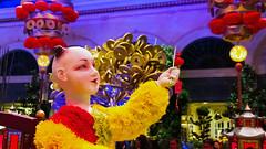 Bellagio_Chinese New Year-4 (Swallia23) Tags: las vegas flowers money hotel peach chinesenewyear casio nv bellagio yearofthemonkey 2016 conservatorybotanicalgarden