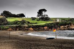 Coogee 2 (Mariasme) Tags: beach dramatic coogee figureinalandscape