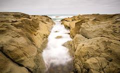 Shelley Beach (laurie.g.w) Tags: ocean beach water landscape coast bass shoreline australia victoria shelly kilcunda
