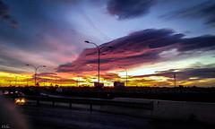 20160210_073350 (ibzsierra) Tags: cloud sun sol sunrise dawn trabajo movil samsung amanecer ibiza eivissa telefono nube baleares