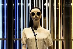 Ginza Impressions (Matthias Harbers) Tags: life street city light urban japan night photoshop shopping tokyo town nikon display elements labs d750 dxo topaz nikond750 tamron1530mmf28divcusd